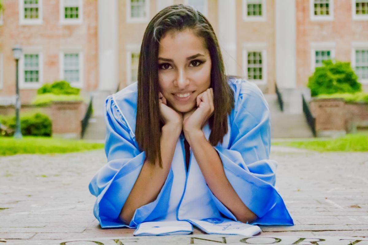 Fall intern, Nicole Esch