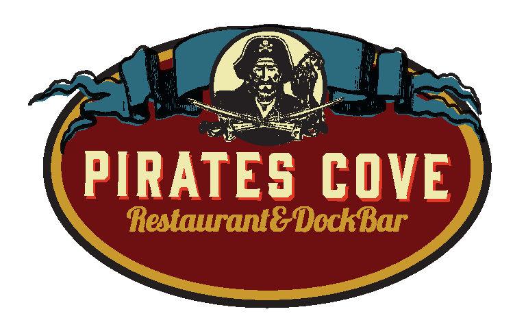 Pirates Cove logo