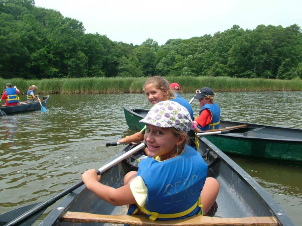family canoe trips