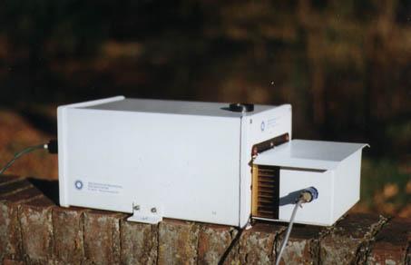 Image of SR18 Radiometer