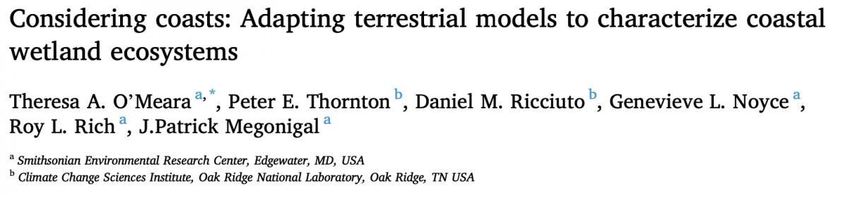 Screenshot of paper title