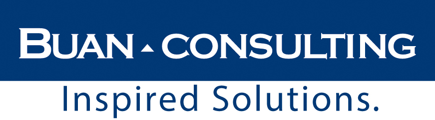 Logo: Buan Consulting, Inspired Solutions