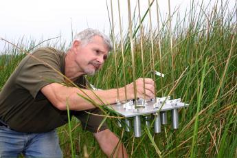 Measuring the CO2&Nitrogen plots