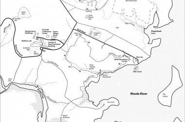 Map of SERC