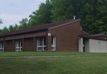 Schmidt dorm and conference room
