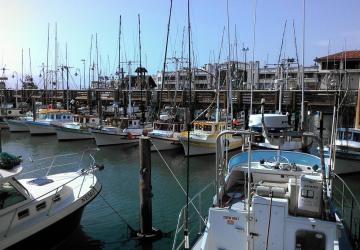 A San Francisco Marina