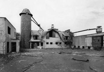 Old Java Farm buildings