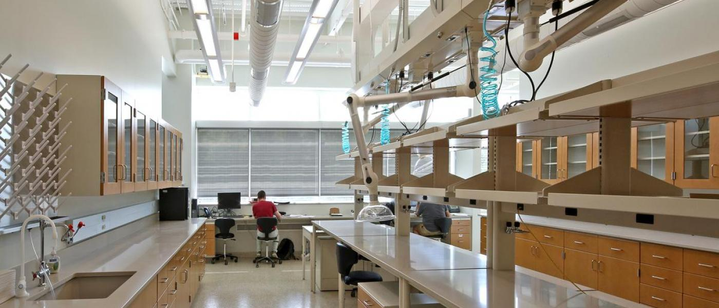 Charles McC. Mathias Lab research lab space