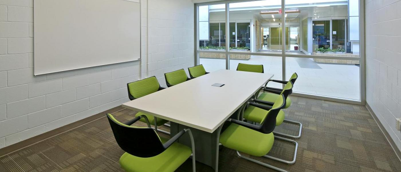 Charles McC. Mathias Lab open meeting room