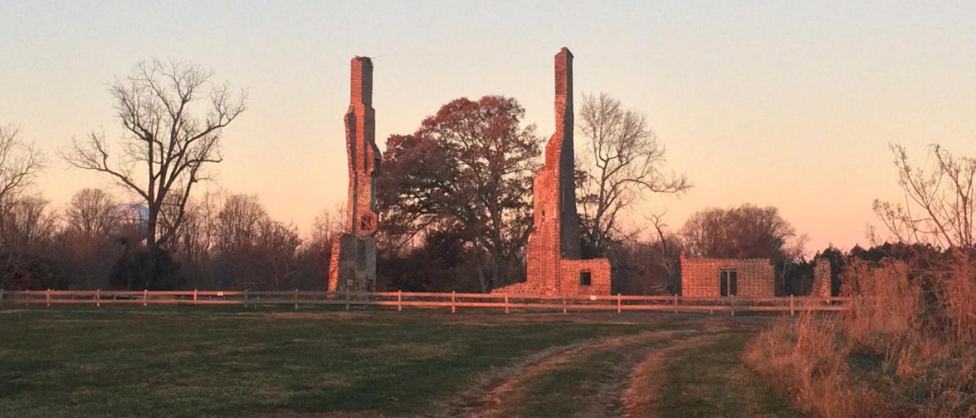 Contee Ruins