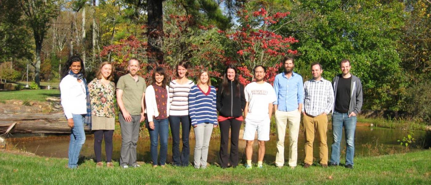 Introducing 2017 class of fellows at SERC