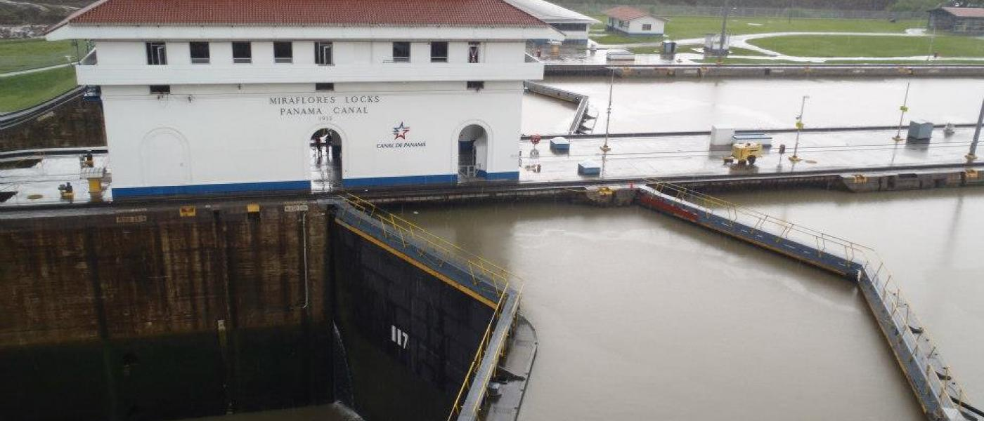 Locks of Panama Canal