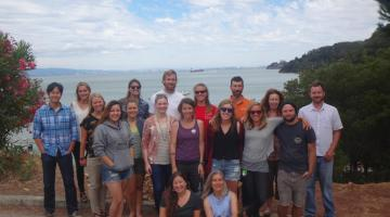 The Tiburon Lab summer of 2015