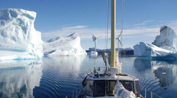 Tasiusaq_Bugt Greenland picture