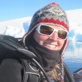 Gail Ashton field research